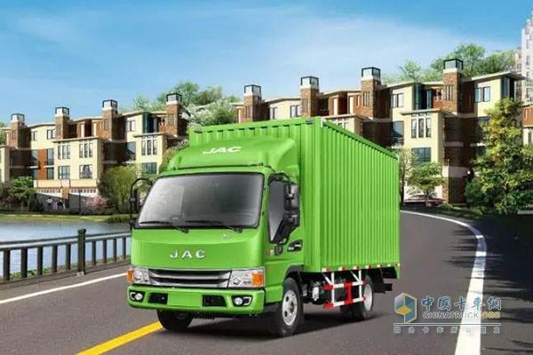 康铃H5让环保和高效运输两不误