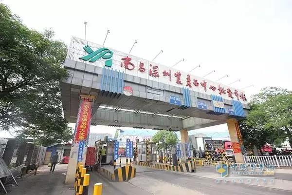 南昌深圳农产品中心批发市场