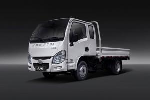 上汽跃进 小福星 94马力 单排/排半载货车(柴油版)