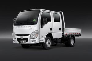 上汽跃进 小福星 113马力 双排载货车(汽油版)