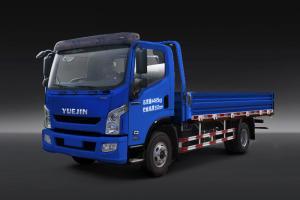 上汽跃进 超越蓝巨人 180马力 4×2 国五载货车