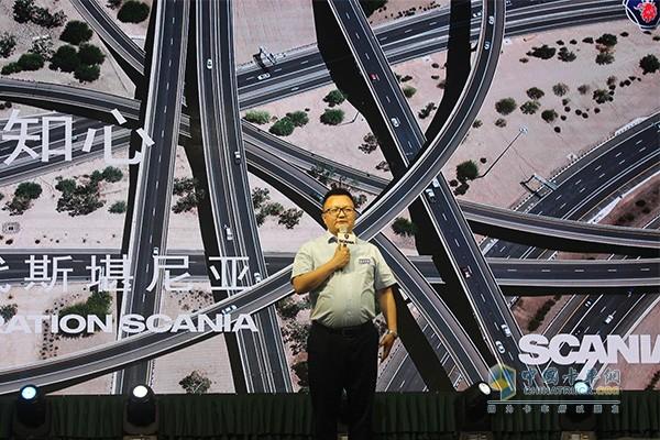济宁市瑞力汽车销售服务有限公司副总经理李刚先生