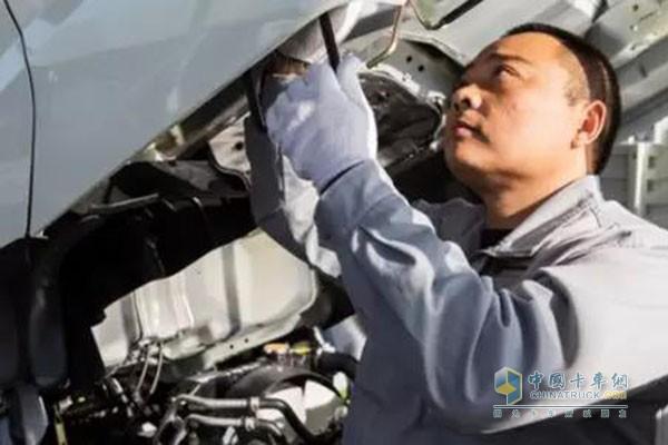 北汽集团首席技师王海朋