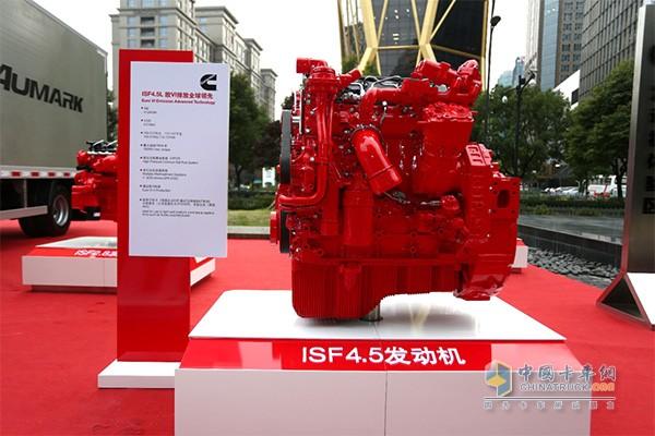 福田康明斯ISF4.5发动机