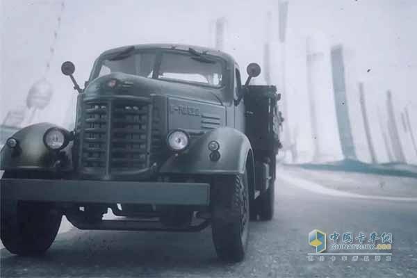 一汽解放CA10,那是属于50年代的记忆