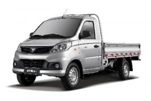 福田祥菱V 半承载 3070轴距 1.2L 两用燃料 双排(栏板)