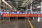 比亚迪又在书写中国卡车新历史 全球首批纯电动智能渣土车批量下线