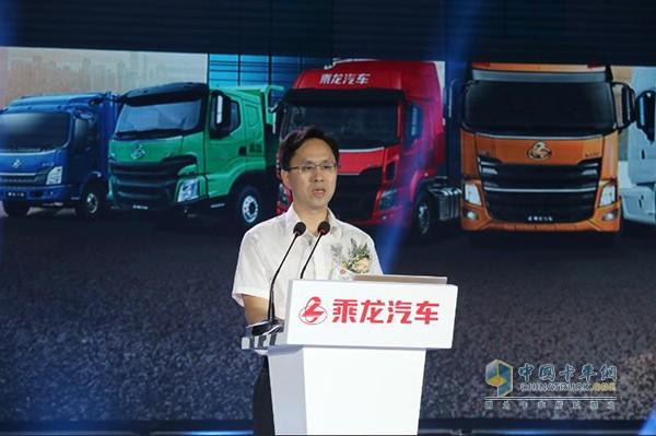 东风柳汽汽车有限公司总经理助理林长波先生