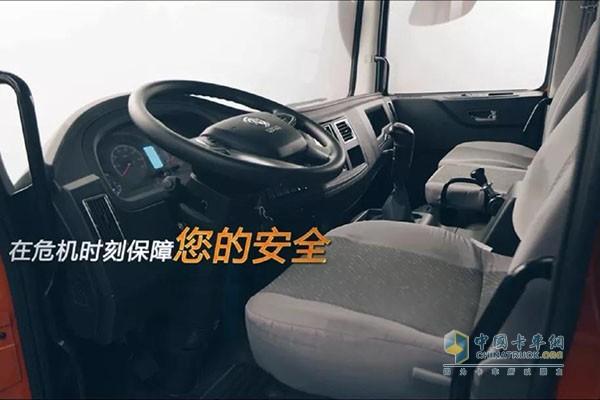 东风轻型车ABS再危急时刻保证你的安全