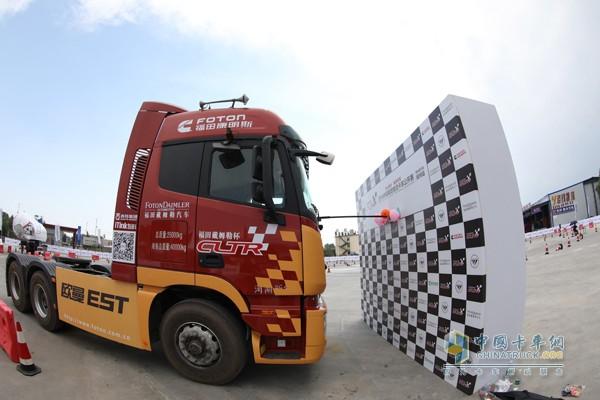 高安全的欧曼超级卡车