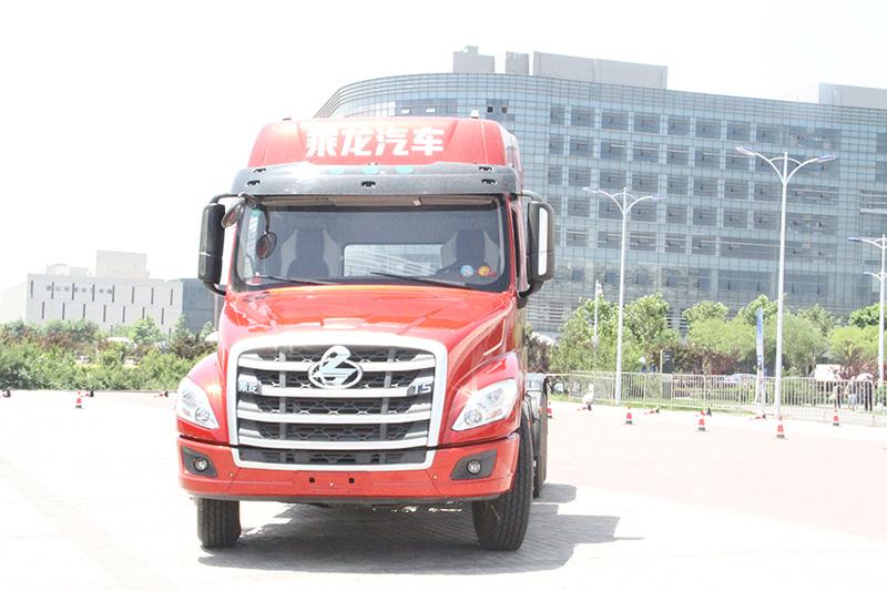 东风柳汽 乘龙T5 430马力 牵引车
