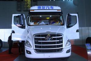 东风柳汽 乘龙T7 550马力 6×4牵引车