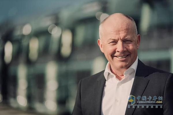 沃尔沃卡车总裁Claes Nilsson