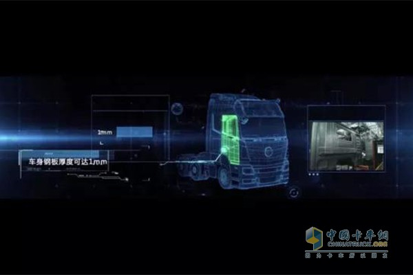 欧曼EST安全性能全面提升