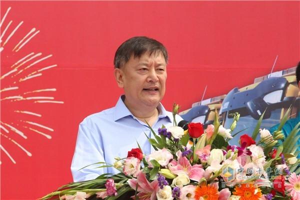中国重汽集团董事长王伯芝