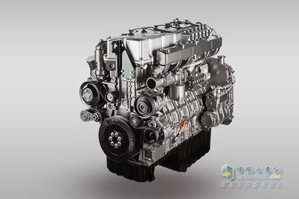 上汽动力天然气发动机