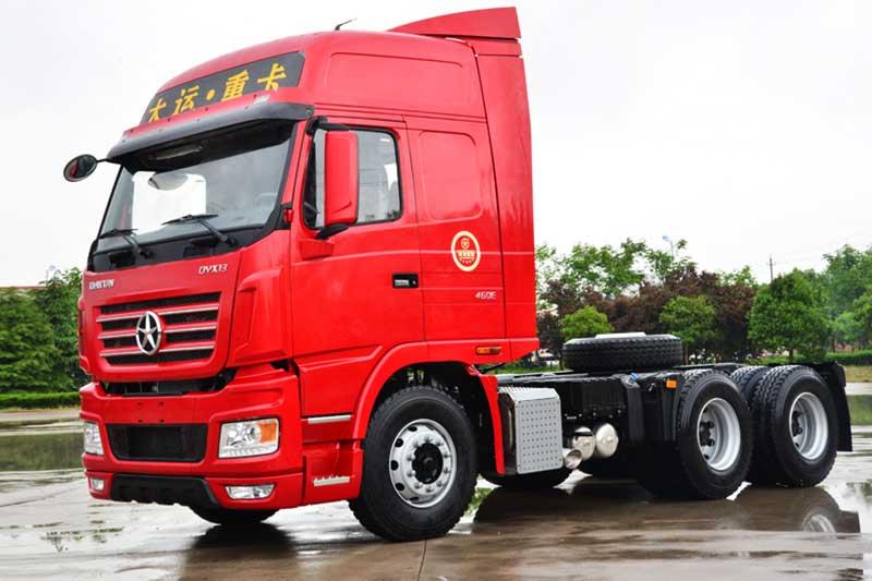 大运重卡 N9H系列 6×4 430马力 牵引车(康明斯版)