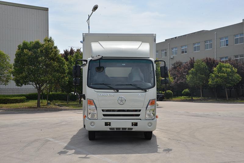 大运 E3系列 136马力 4.2米纯电动厢式轻卡