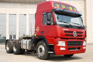 大运重卡 新N8E系列 6×4 350马力 牵引车
