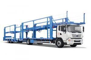 大运N6中置轴4×2 290马力国五轿运车