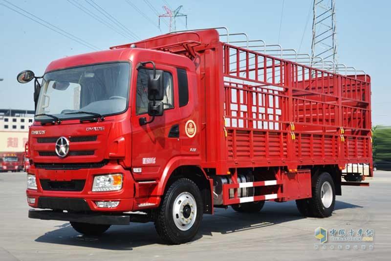 大运重卡 N6系列 4×2 180马力 载货车 (复合型)