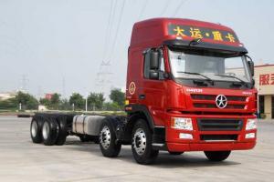 大运重卡 新N8E系列 8×4 375马力 载货车
