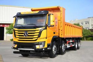 大运重卡 N8V系列 8×4 350马力 工程自卸车