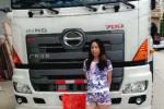 二十年驾龄美女司机:广汽日野700臻值系为幸福生活助力