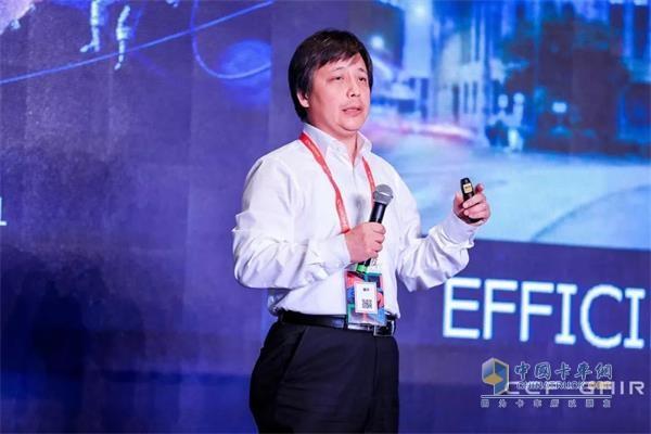 采埃孚(中国)投资有限公司工程技术中心总监綦平先生受邀参会,并发表演讲
