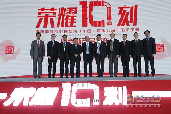 康明斯排放处理系统的十年 从Made in China 到Made for China