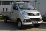 福田祥菱V 半承载 3400轴距 1.5L 两用燃料 双排(平板)