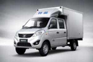 福田祥菱V 半承载 3170轴距 1.5L 两用燃料 单排(厢车)