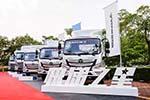 新车上市, 签约100台, 部落成立 ,福田欧马可在广州干了票大的!