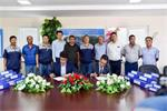 """服务""""一带一路""""!玲珑轮胎助力乌兹别克斯坦轮胎厂正式竣工"""