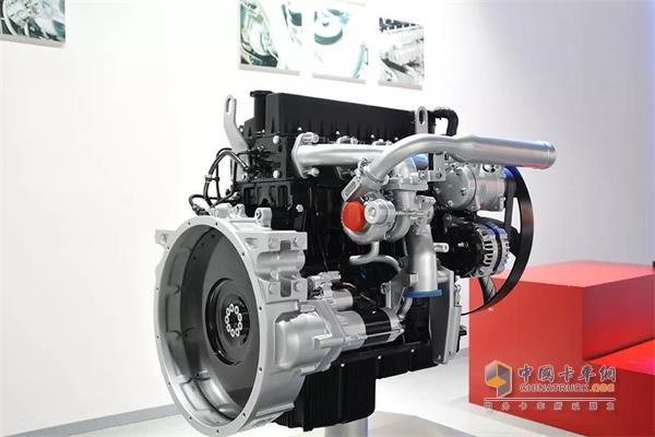 MC系列发动机