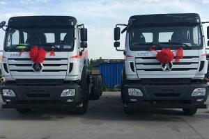 北奔 NG80重卡 375马力 6X4牵引车(ND4250BD5J6Z00)