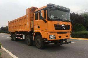 陕汽重卡 德龙X3000 375马力 8X4 8米自卸车(SX33106C406)