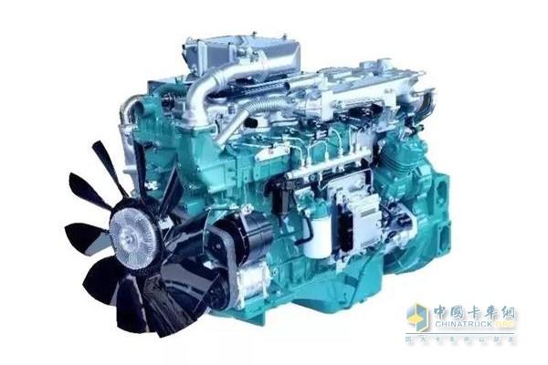 锡柴M01发动机