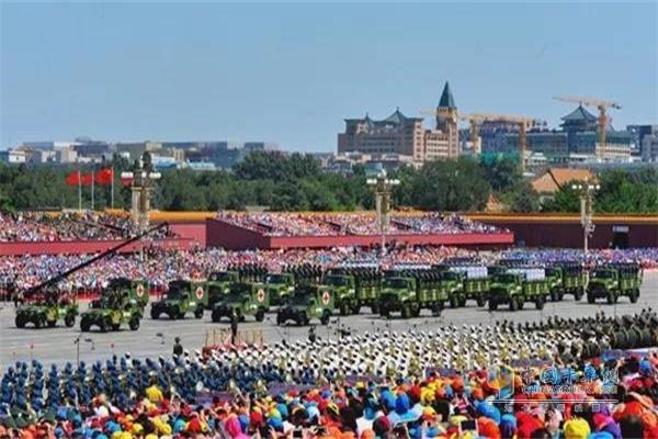 反法西斯战争胜利70周年阅兵仪式