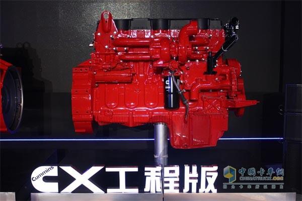 福田康明斯X工程版发动机