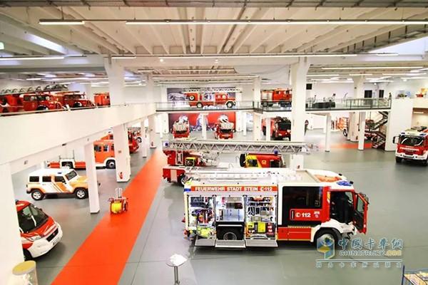 走!带你去德国乌尔姆参观马基路斯消防车博物馆