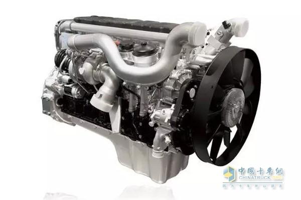 MT13发动机