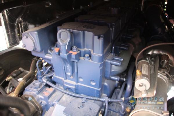 潍柴WP13.550E501发动机