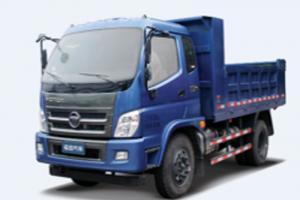 福田 瑞沃E3 160马力 4.7米自卸车