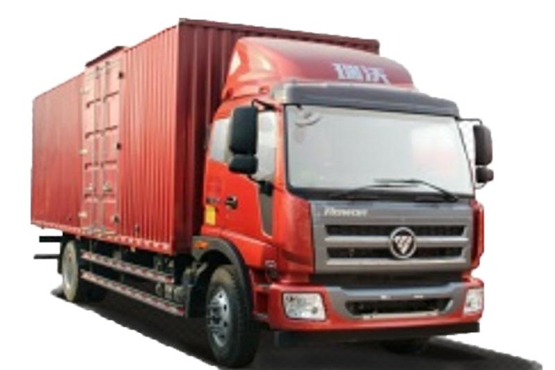 福田时代 瑞沃Q5中卡 168马力 4X2 6.7米栏板载货车