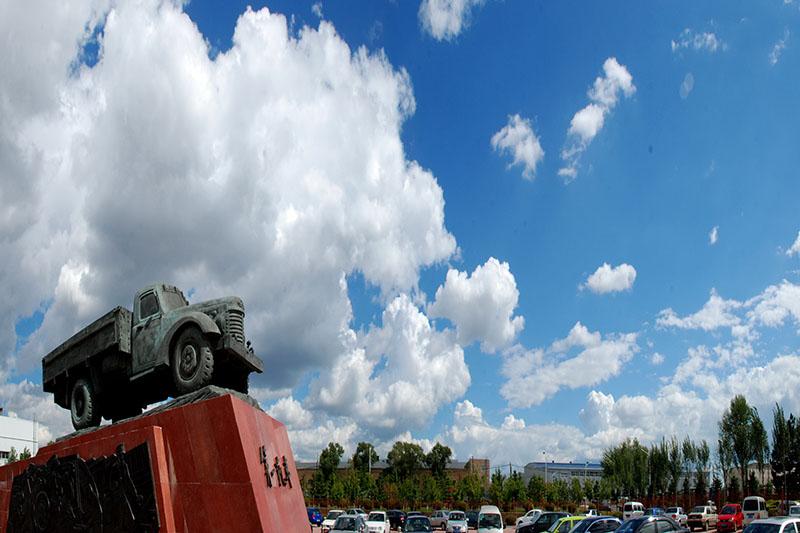 解放见证了中国汽车工业的发展