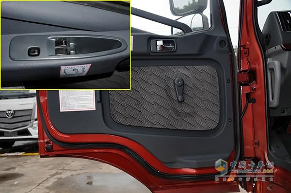 车门玻璃升降有两种模式