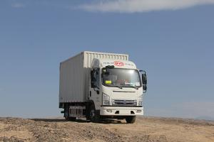 比亚迪T5 4.5吨 4.1米单排厢式纯电动轻卡(BYD5040XXYBEV)