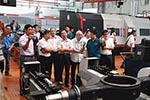 """中国重汽""""重卡桥壳柔性加工工艺研究及生产线""""通过技术验收"""