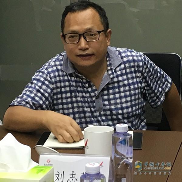 东风商用车专用车底盘部部长刘志强